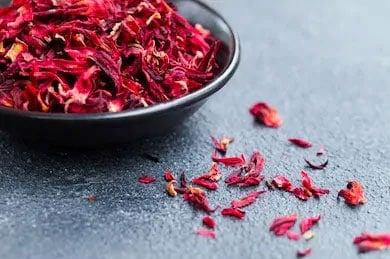 Australische Rosella is een van onze belangrijkste ingrediënten